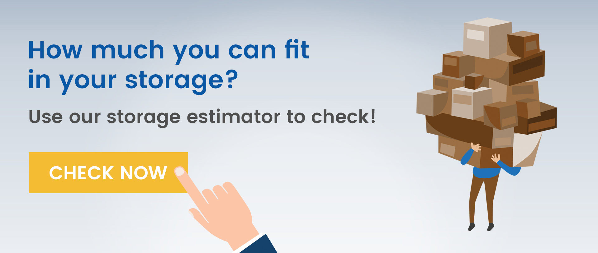 storage estimator
